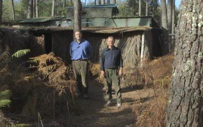 Cabanes de chasseurs